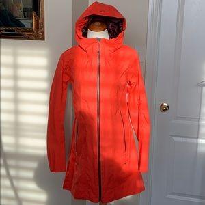 Lululemon Athletica Right As Rain Jacket Sz 6
